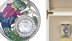 腕間的彩虹變色龍|寶詩龍推 Masy le Caméléon 珠寶錶響應 Only Watch 慈善拍賣