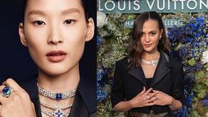 路易威登先生200歲誕辰誌慶|LOUIS VUITTON 全新 Bravery高級珠寶系列紀念登場