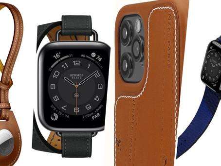 果粉們注意!APPLE與愛馬仕攜手合作推出全新的 Apple AirTag Hermès 系列