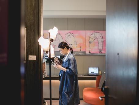 國內飯店竟然吹起一股畫展風潮?一邊旅行也可以一邊增加藝術涵養!