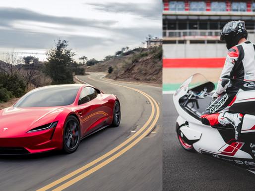 超越現實!疾速電動性能車 這四款電能車款展現超越以往的高速駕馭快感