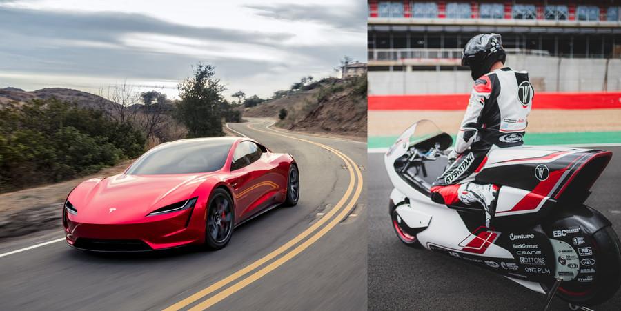 超越現實!疾速電動性能車|這四款電能車款展現超越以往的高速駕馭快感