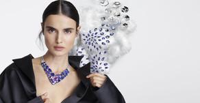 卡地亞不拘傳統,[SUR]NATUREL頂級珠寶系列演繹新自然流動系