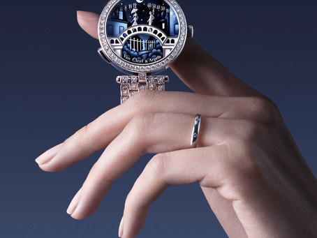 唯美時刻 浪漫詩篇 Romance in Timepieces