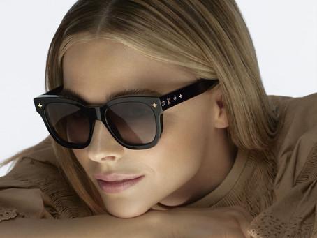抵擋盛夏烈焰的灼熱目光|大鏡片太陽眼鏡上線