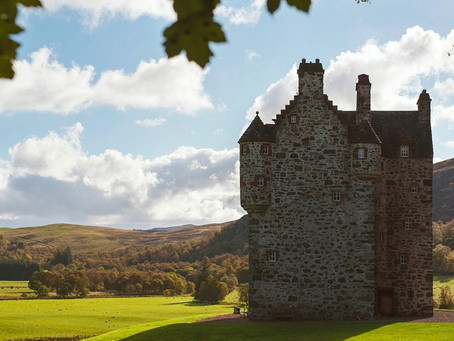來趟蘇格蘭高地城堡避暑之旅!