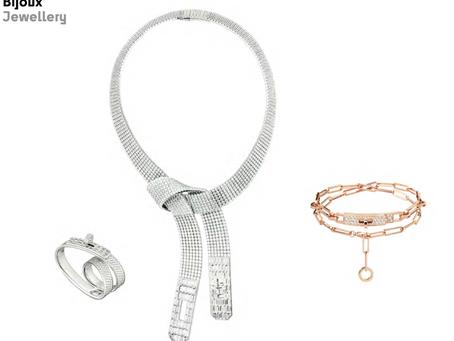 靈感來自凱莉包 愛馬仕秋冬珠寶耀眼奪目