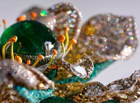 開啟珠寶藝術的新興時代