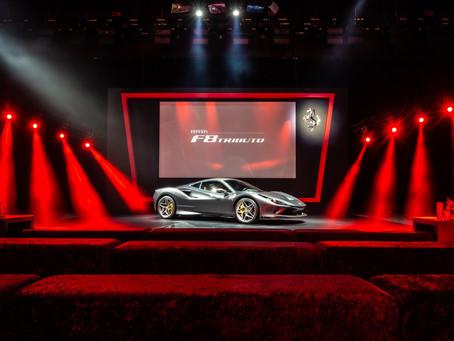 Ferrari F8 Tributo 正式登台 Extreme V8 Engine