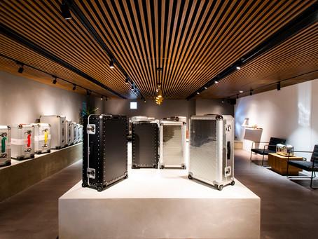 世界頂級義大利鉚釘箱 FPM全台首家旗艦店盛大開幕