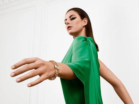 金屬錶鏈的珠寶性,成為當代女錶設計顯學