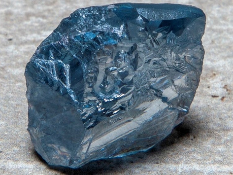 頂級非凡  傳奇再現 DE BEERS 宣布購入庫利南鑽石礦區近40克拉Type IIb藍鑽