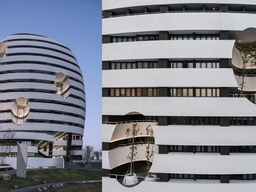 打造和諧交流空間 中國醫藥大學學生宿舍以嶄新建築設計概念創造共榮社會理想