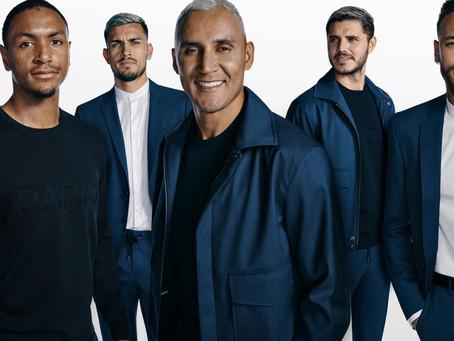 BOSS服飾助陣,為歐洲國家盃足球賽隊伍打造自信造型,瘋迷全球球迷