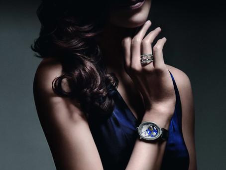 皓月暖心,星鑽耀目-餽贈母親的最美名錶!