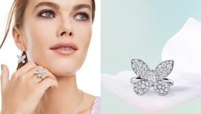 如蝶翩翩  青春有妳 人生中第一件格拉夫珠寶