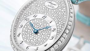 專寵女王的璀璨光彩|寶璣發表全新那不勒斯王后系列 Reine de Naples 8938 仕女鑽錶