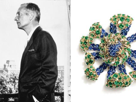 進入奇幻自然世界|TIFFANY高級珠寶展帶來2021年Jean Schlumberger高級珠寶系列