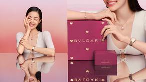 滿滿的粉紅泡泡 BVLGARI 寶格麗七夕情人節推薦