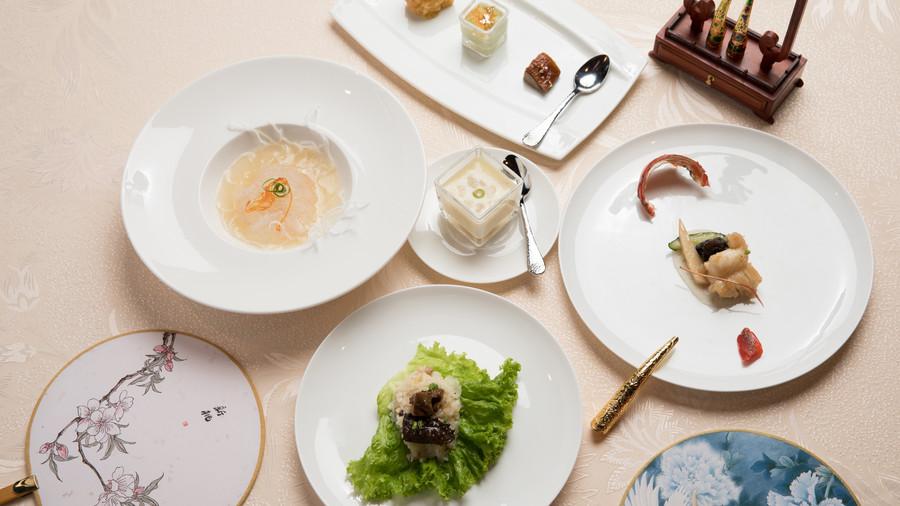 東西御膳匯聚 海上皇宮夢幻饗宴 Royal Feast on the Sea