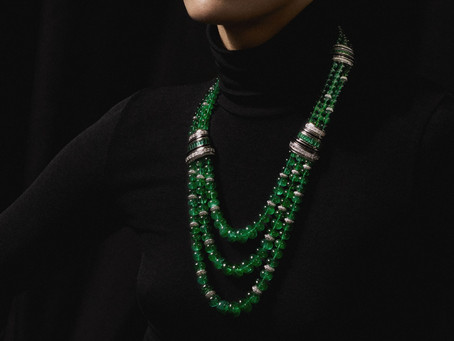 從裝飾藝術凝視歷史風華|BOUCHERON全新頂級珠寶系列