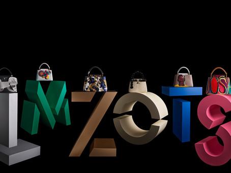 藝術拎著走!路易威登與六位藝術家共創質感時尚生活