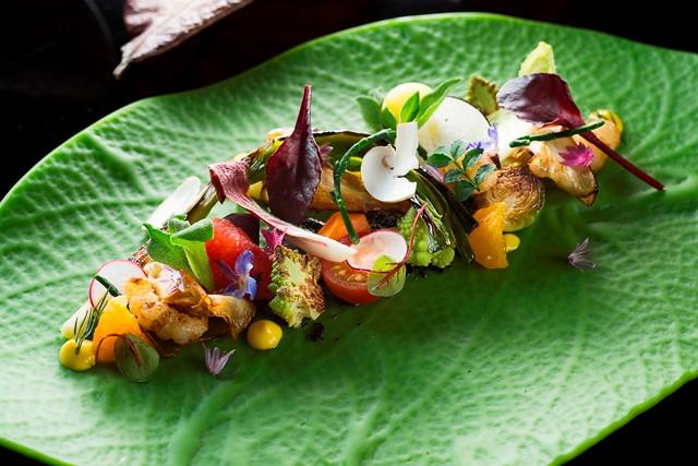 新美食城市 靜謐林園中的饗宴     Botanical Garden Feast