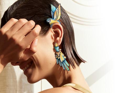 不對稱設計躍為珠寶美學主流