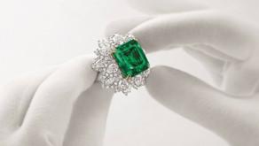 春之禮讚|海瑞溫斯頓最敬呈殿堂級祖母綠珠寶