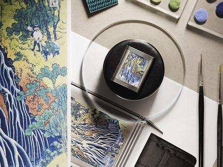 細膩琺瑯彩繪 重現萬種風情|積家與亞諾錶推出全新琺瑯錶盤腕錶