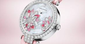 美到逆天!海瑞溫斯頓2020年全新珠寶腕錶大集合!