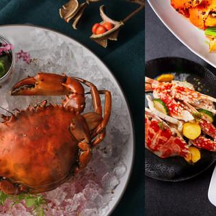 享受肥美秋蟹盛宴! 多間餐廳推出秋蟹主題套餐