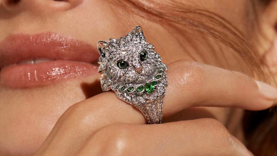 那些征服貓奴的珠寶們|狂野情蹤 貓戲人間(可愛篇)