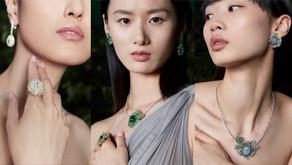 迪奧星球奇幻玫瑰華麗再現!|DIOR ROSE 高級珠寶系列珠寶展