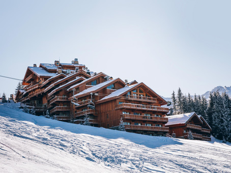 奢華冬日滑雪天堂
