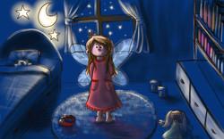 Illustration enfant Sabrina Tanase