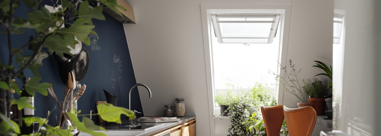 VELUX Top Hinged Window