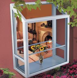 Montecito Garden Window