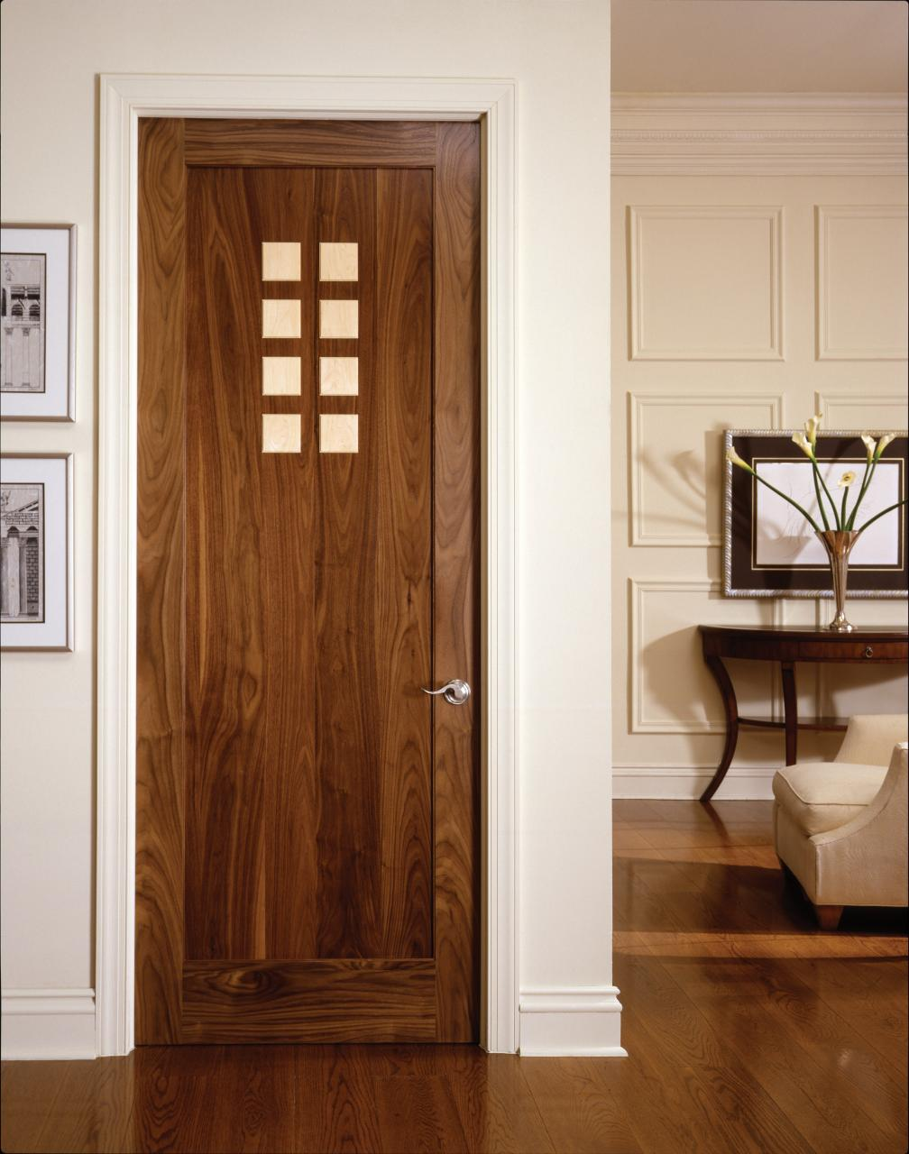 AD1010 Art Deco Door