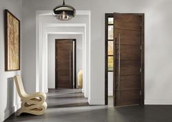 TMIR6000 Doors in Walnut