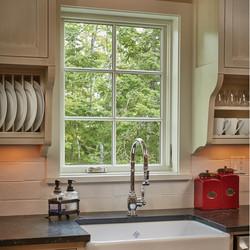 Ultra Series Crank-Out Casement Pine Interior