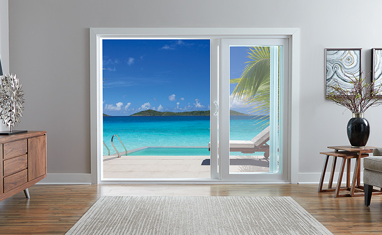 Premium Vinyl Multi-Slide Patio Door