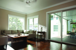 100 Series Gliding Patio Door-Single Hung Window