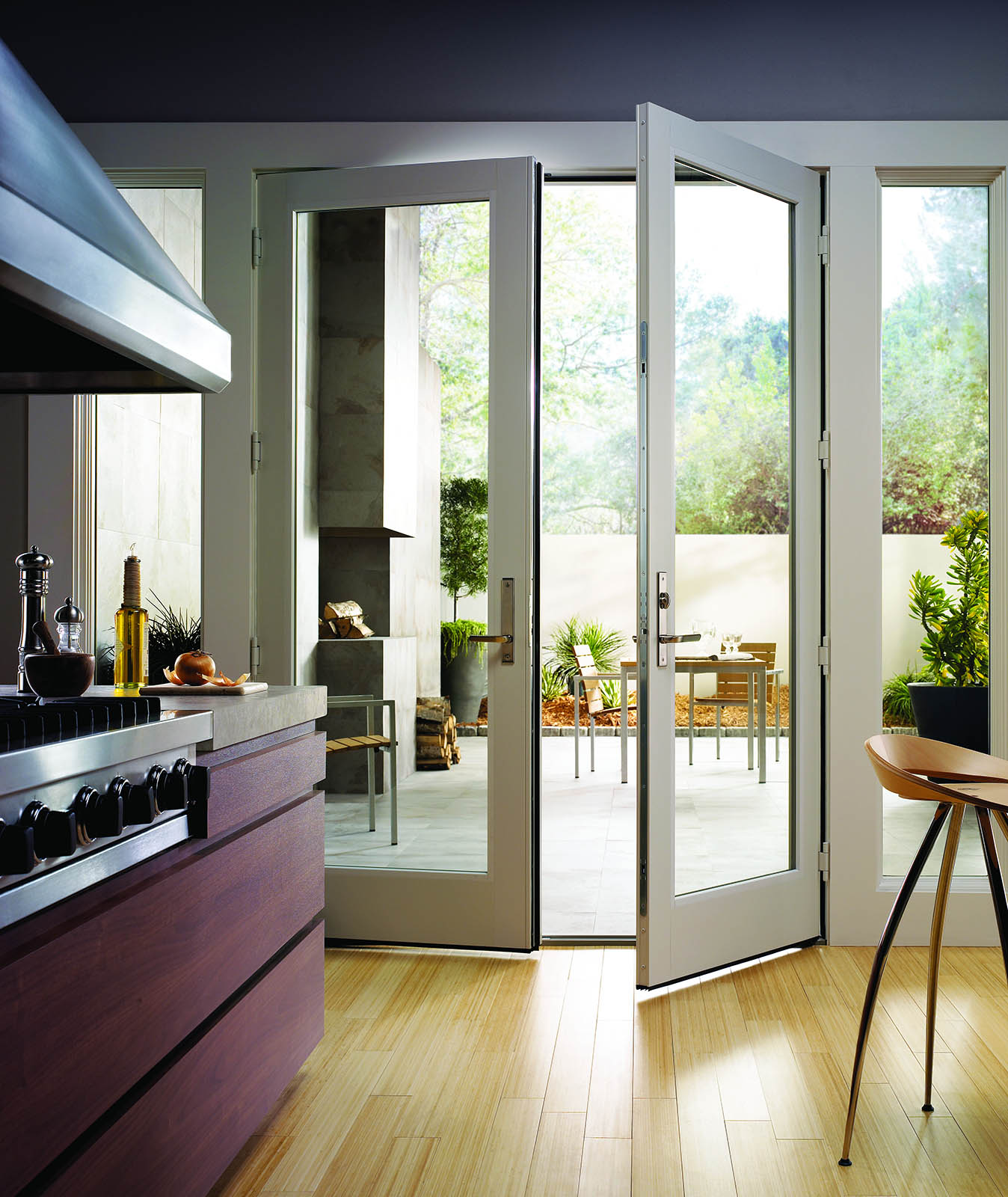 200 Series Hinged Patio Door