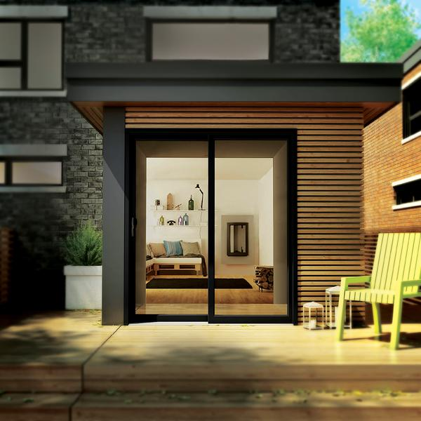 DF Hybrid Sliding Door