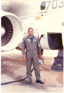 LT Ron Higgs NAS Cecil Field 1992