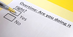 When Is Overtime Good for Business?
