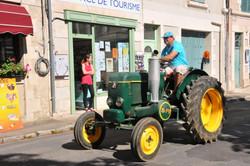 Défilé Battages Antigny 2015