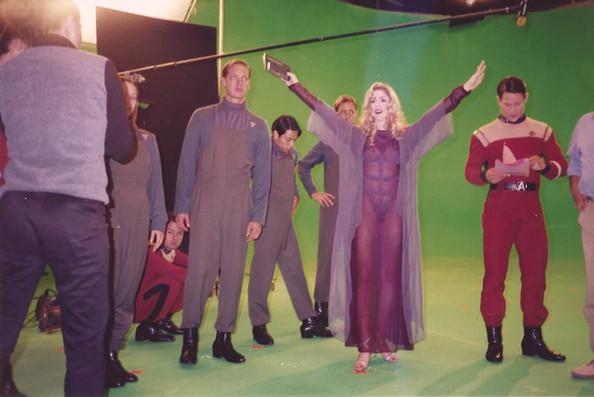 Jodie Fisher in Star Trek: Starfleet Academy - Jodie Fisher