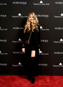 Nobleman Magazine Party Red Carpet